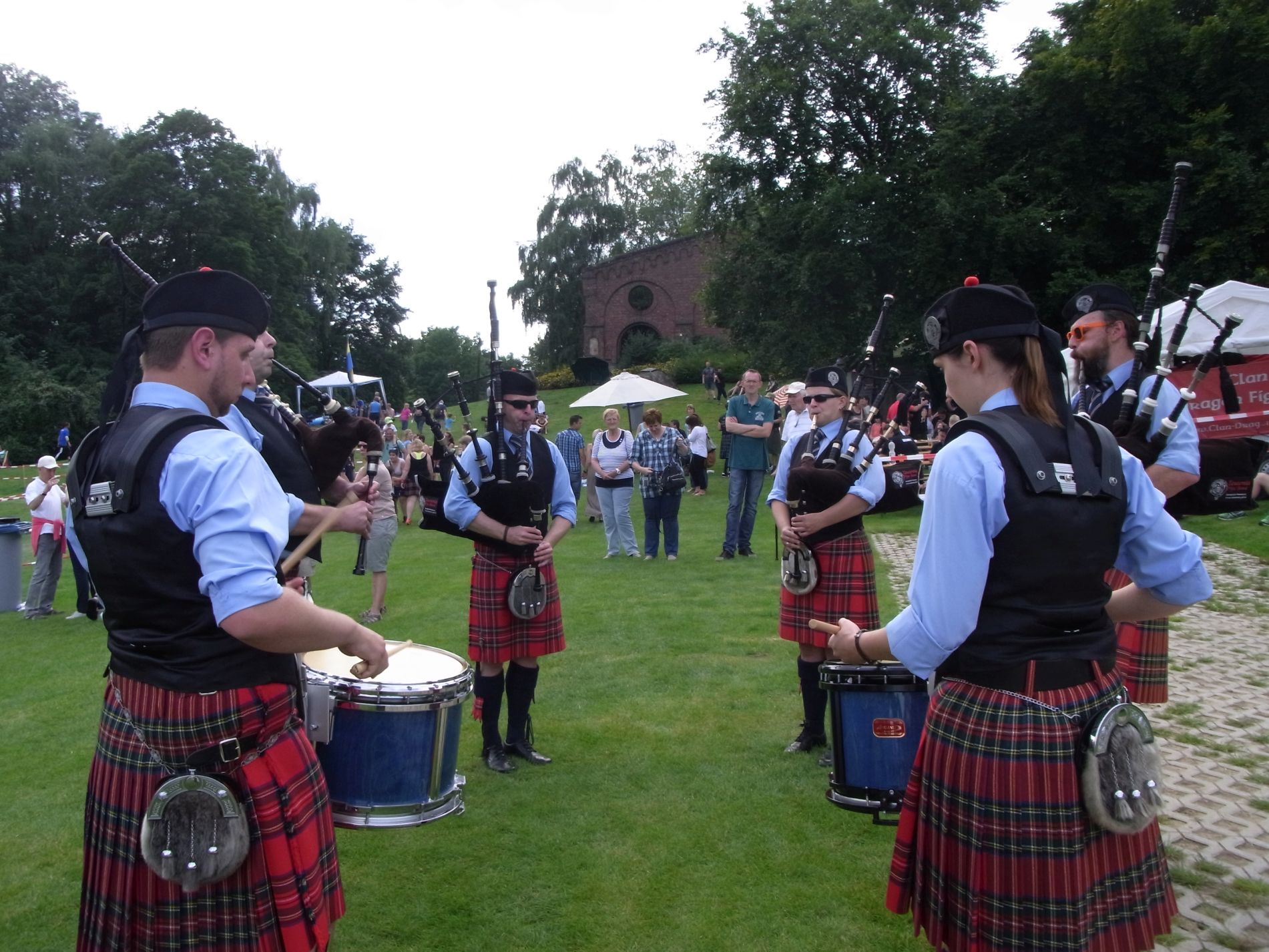 2. Highland Games Hamm, 2015