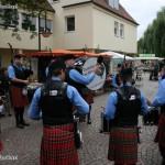 Kirmes in Mettingen 2009